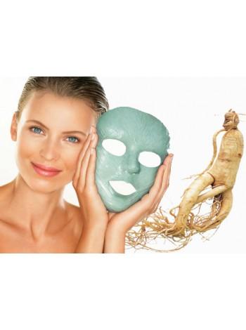 Альгинатная маска с женьшенем