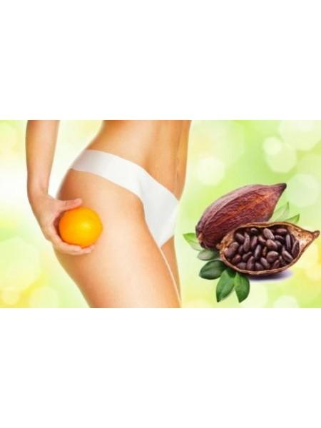 Антицеллюлитный крем с подтягивающим эффектом Какао