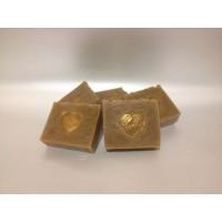 Шампуневое мыло для для нормальных и жирных волос Дубовое