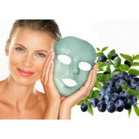 Альгинатная маска с черникой