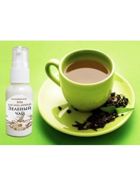 Дневной матирующий увлажняющий крем Зеленый чай